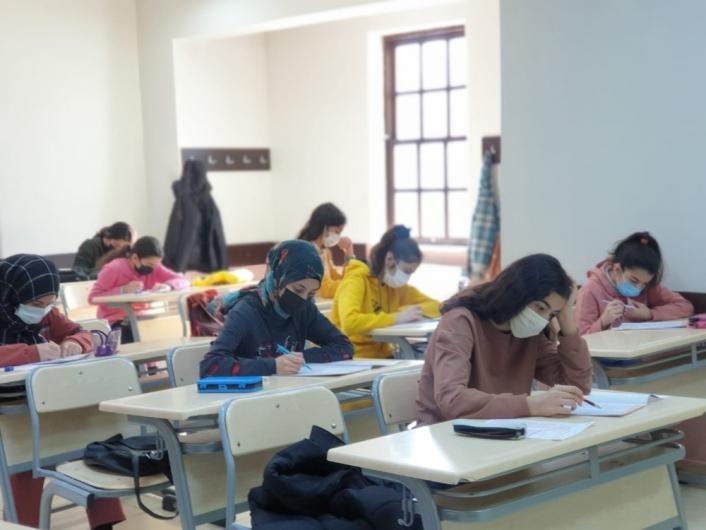 MABEM´de LGS ve YKS hazırlık kursları devam ediyor