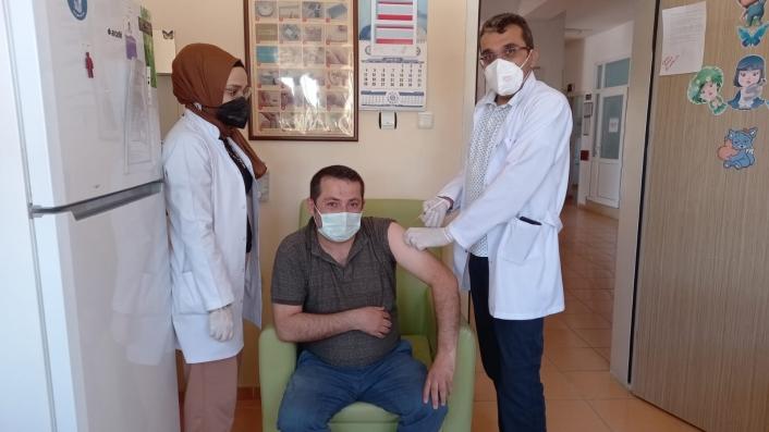Malatya Aile Sağlığı Merkezleri´nde aşı yoğunluğu