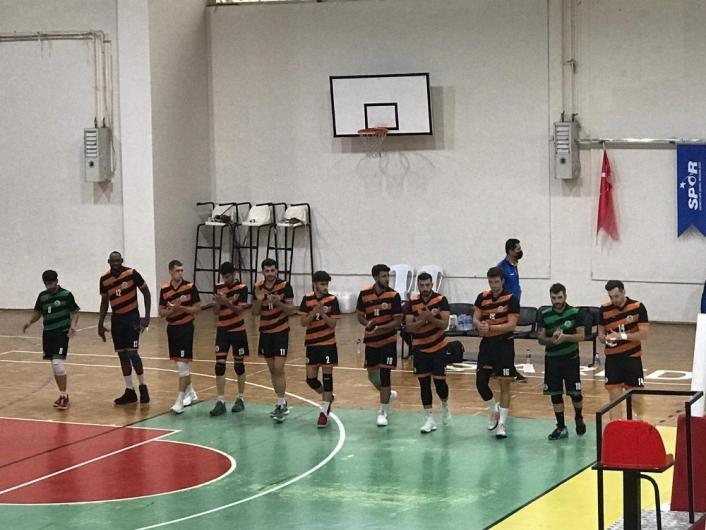 Malatya Büyükşehir Belediyespor, Tokat Temsilcisine mağlup oldu