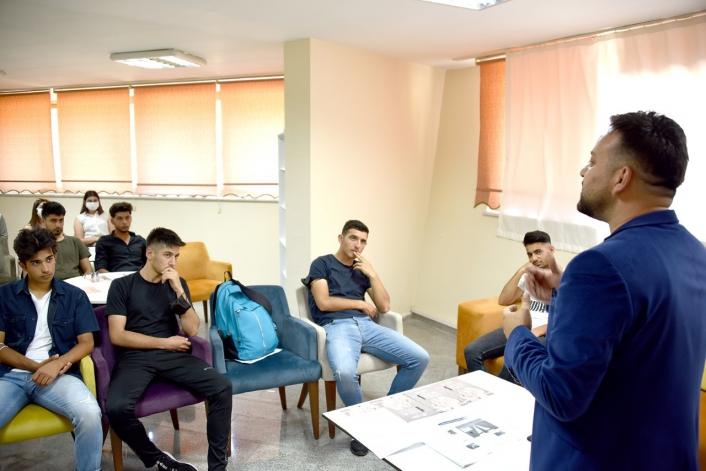 Malatya Büyükşehir´den üniversite adaylarına moral-motivasyon desteği
