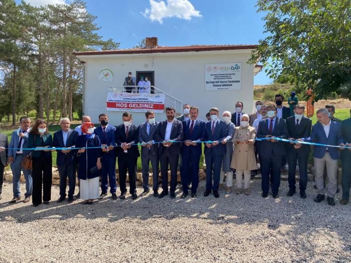 Malatya´da çölyak hastaları için glütensiz bisküvi tesisi açıldı