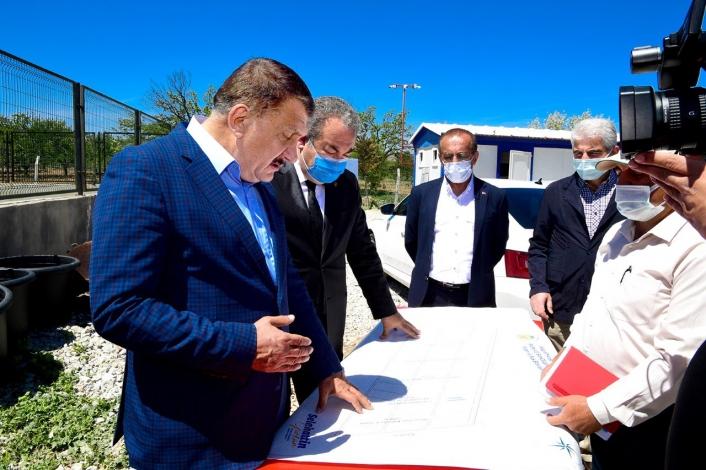 Malatya´da fidan üretim merkezi için 1,5 milyon TL´lik yeni proje