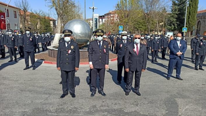 Malatya´da polis teşkilatının 176. yılı kutlandı