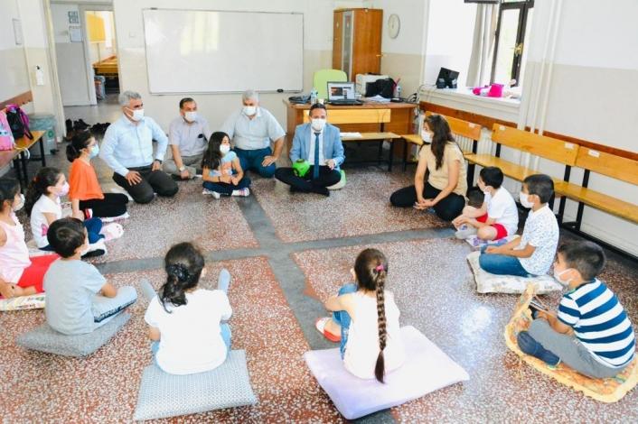 Malatya´da telafi eğitimine 21 bin 670 öğrenciyle başlandı