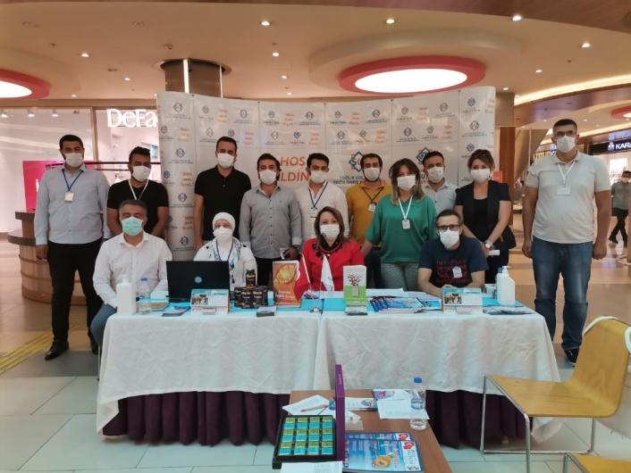 Malatya Turgut Özal Üniversitesi´nde tercih günleri başladı