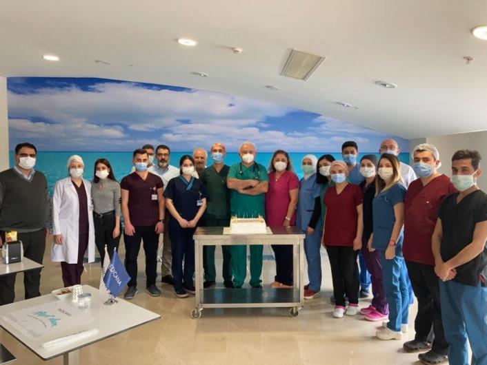 Medicana Sivas Hastanesi 1000 kalbe kodundu, 1000 kalp şifa buldu