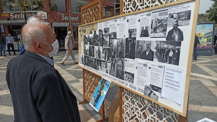 Mersedes Kadir anısına fotoğraf sergisi açıldı