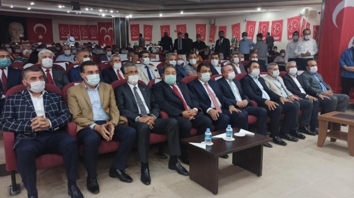 MHP Genel Başkan Yardımcısı Aydın: