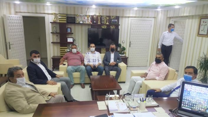Milletvekili Fendoğlu Covid-19 vakalarını sordu