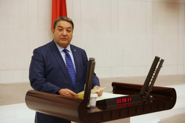 Milletvekili Fendoğlu, işletmelerin sorunlarını dile getirdi