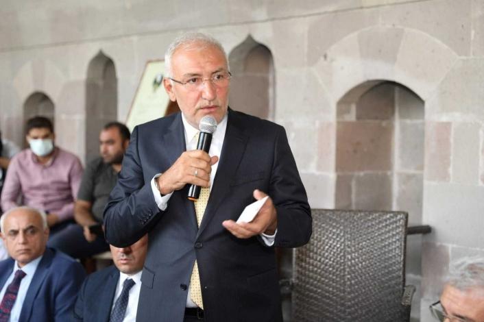 Milletvekili Kahtalı, Eskimalatya´daki deprem konutları için tarih verdi