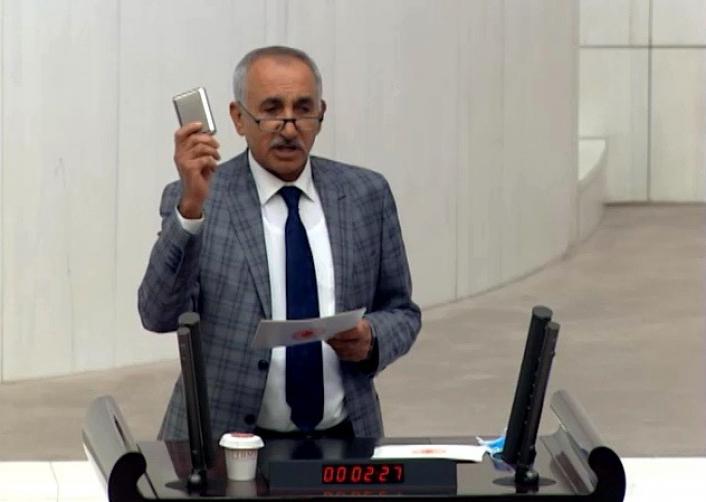 Milletvekili Taş, iktidarın tütün konusunda yaptıklarını anlattı