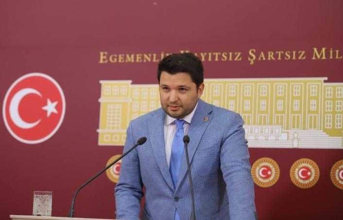 Milletvekili Toprak: