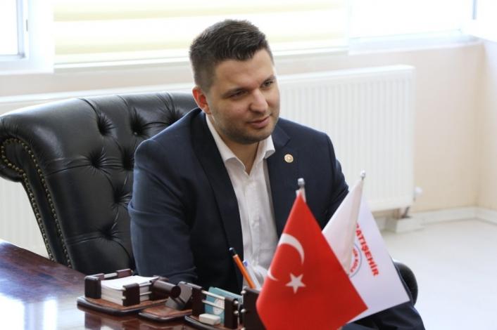 Milletvekili Toprak, Avusturya Türkiye Dostluk Grubu Başkanı seçildi