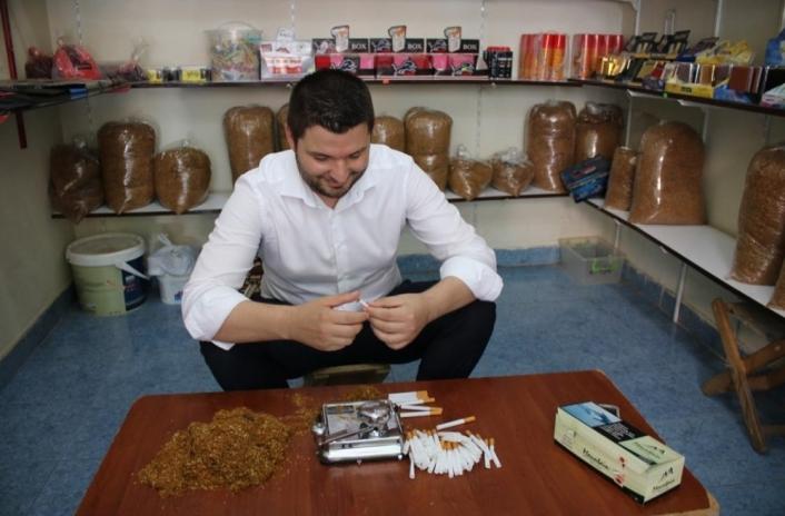 Milletvekili Toprak´tan tütün açıklaması