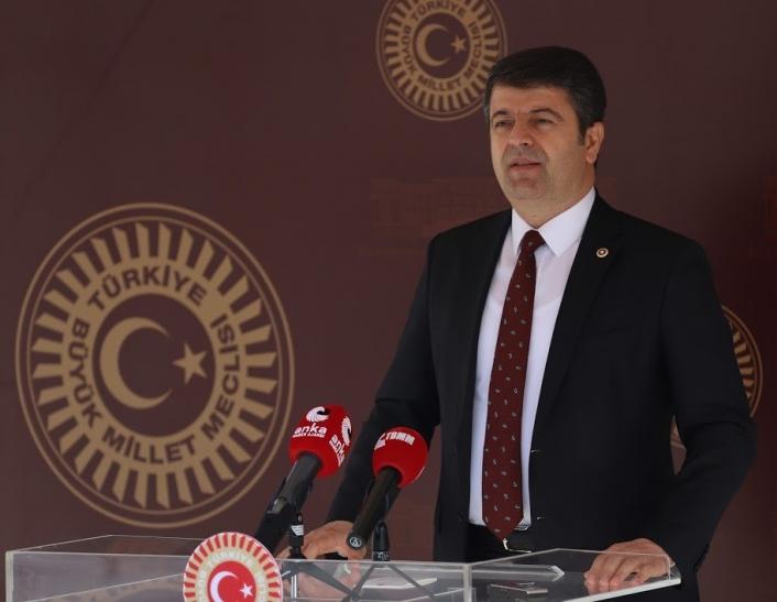 Milletvekili Tutdere, Adıyaman´ın vaka sayılarına dikkat çekti