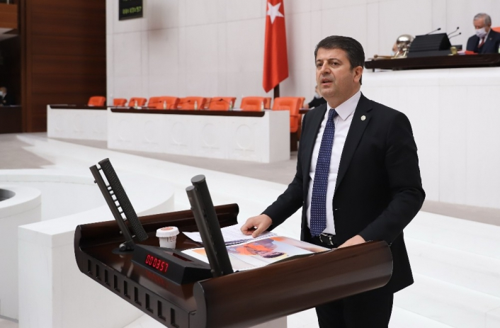Milletvekili Tutdere´den kültür merkezi açıklaması
