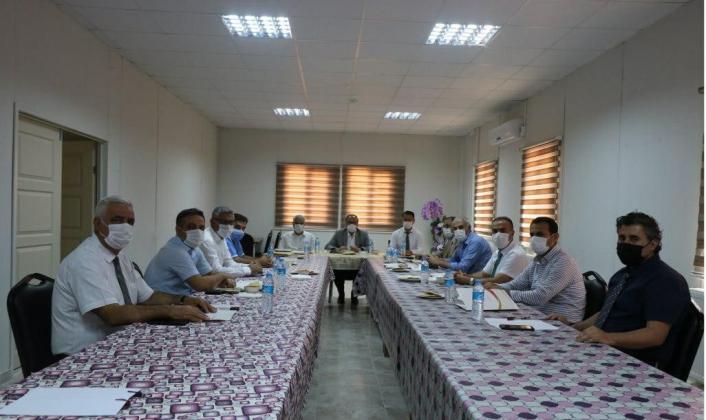 Milli eğitim müdürleri istişare toplantısı düzenlendi