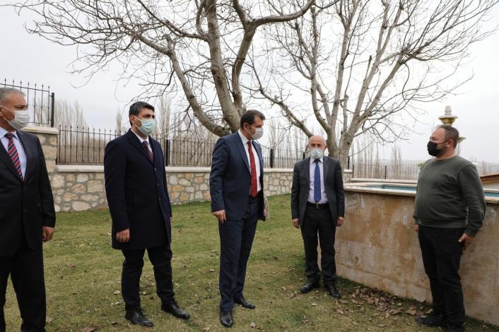 Muhsin Yazıcıoğlu anı evi çalışmalarında sona gelindi