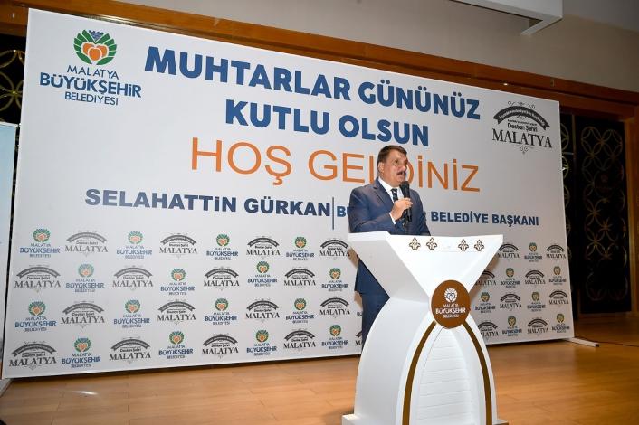 Muhtarlar buluşması programı gerçekleştirildi