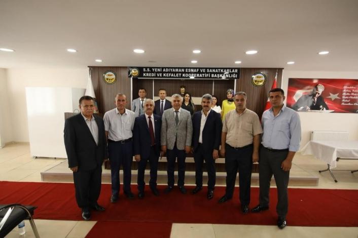 Mustafa Salman yeniden başkanlığa seçildi