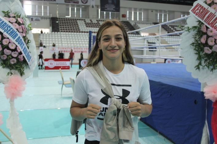 Olimpiyat ikincisi Buse Naz Çakıroğlu: