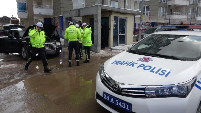 Polis sirenine ceza