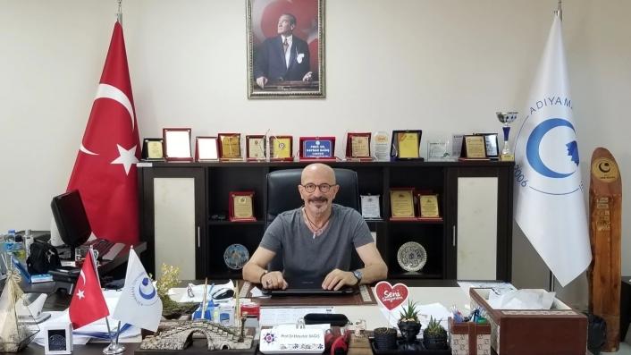 Prof. Dr. Bağış: