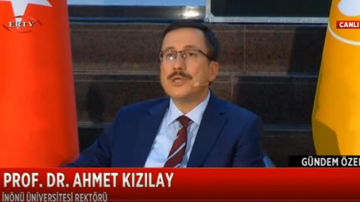 Rektör Kızılay: