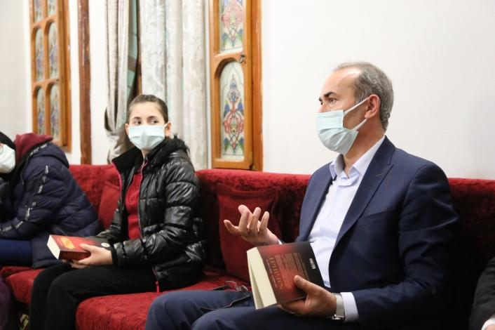 Rektör Yıldız, Mehmet Akif Ersoy´u anlattı