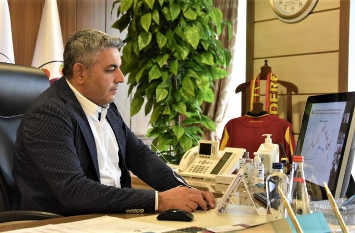 Sadıkoğlu TOBB Dayanıklı Tüketim Malları Meclisinde konuştu