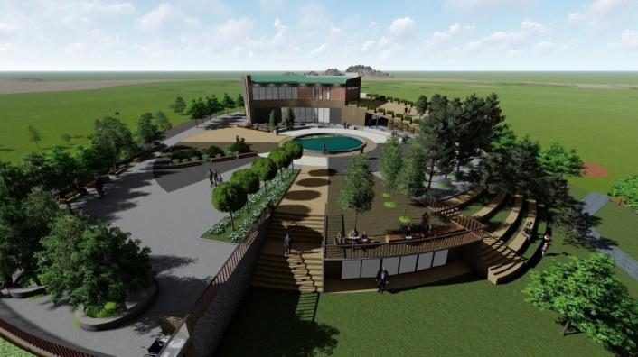 Şahintepesi macera parkı ve sosyal tesisleri projesi başarılı bulundu