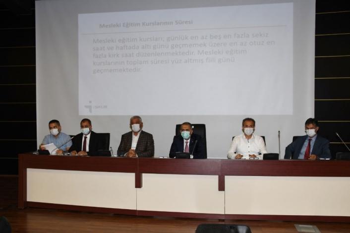Sanayici ve işadamlarına 6. bölge teşvik sistemi anlatıldı