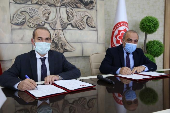 SCÜ ile bir kozmetik firması arasında Ar-Ge protokolü imzalandı