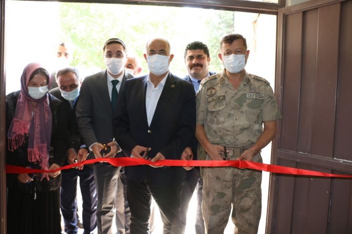 Şehit Akyüz´ün ismi polis merkezine verildi