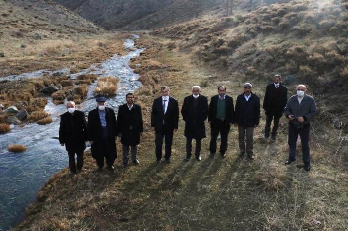 Şilan Barajı ile binlerce dönüm arazi suya kavuşacak