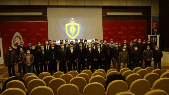 Sivas 4 Eylül Gazeteciler Cemiyeti´nin 1. Olağan Genel Kurulu gerçekleştirildi