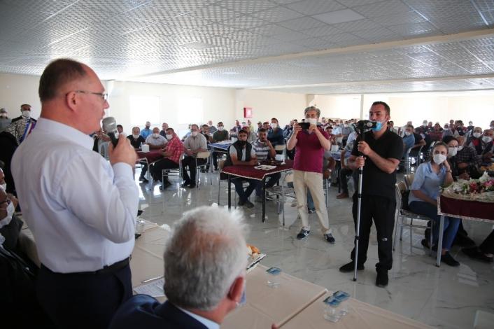 Sivas Belediyesinde toplu iş sözleşmesi