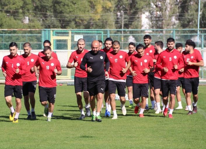 Sivas Belediyespor ile Serik Belediyespor ilk kez karşılaşacak