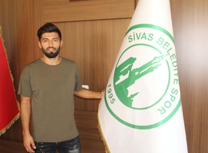 Sivas Belediyespor Muhsin Polat´ı kadrosuna kattı