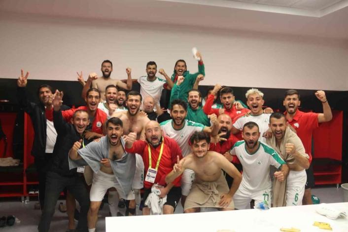 Sivas Belediyespor´un yenilmezlik serisi 9 maça çıktı