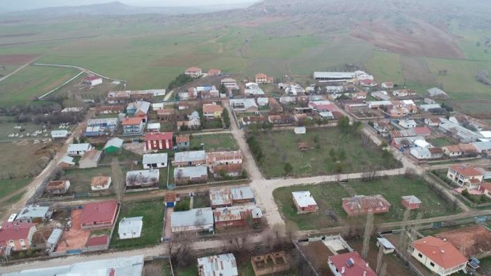 Sivas´ta o köy bir yıl aradan sonra ikinci kez karantinaya alındı