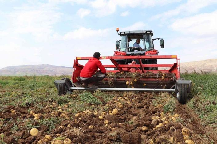 Sivas´ta tarımsal hasıla 7 milyar lirayı aştı