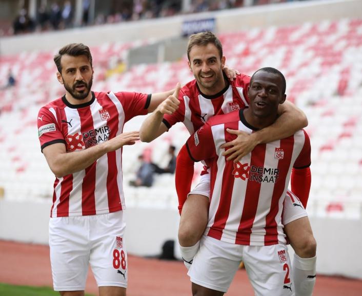 Sivasspor, Avrupa´nın en iyi takımları arasına girdi