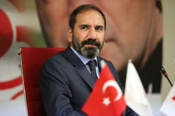 Sivasspor Başkanı Mecnun Otyakmaz´dan 54. yıl mesajı