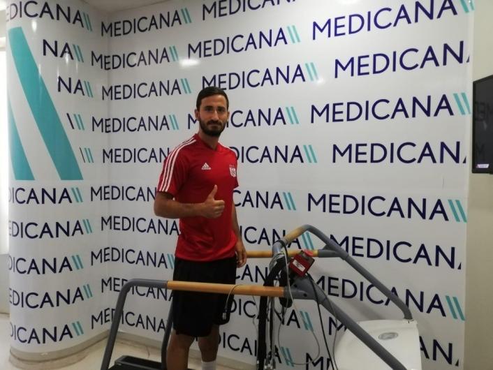 Sivasspor´da 5 futbolcu sağlık kontrolünden geçti