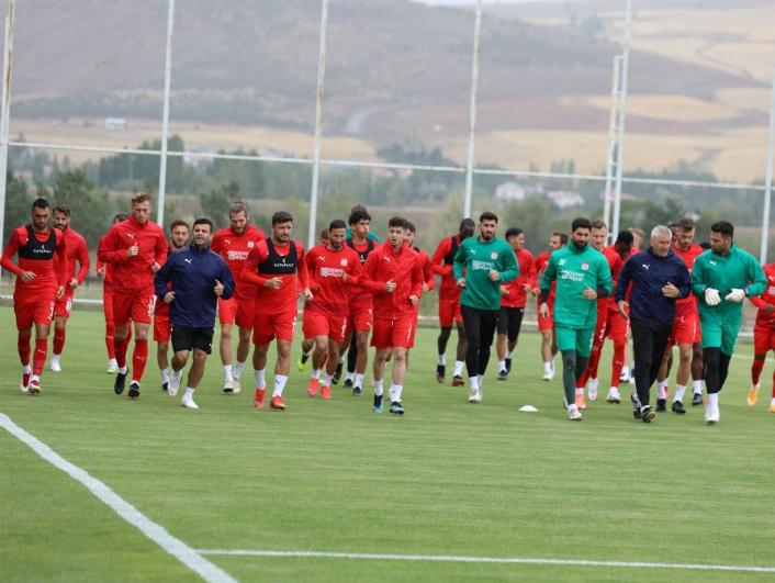 Sivasspor´da Gaziantep maçı öncesi 4 eksik bulunuyor