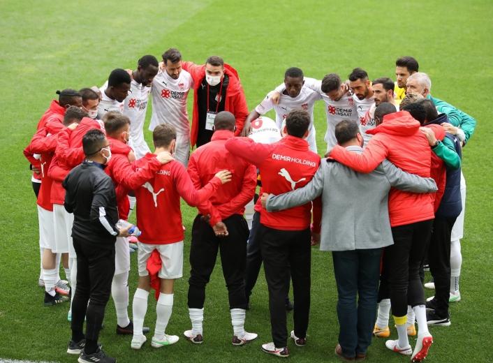 Sivasspor´da Yeni Malatyaspor maçı öncesi 4 eksik