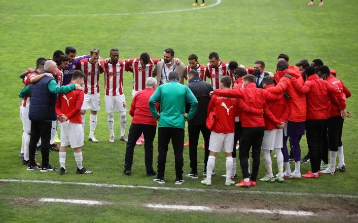 Sivasspor´da zorlu Gaziantep maçı öncesi 3 eksik