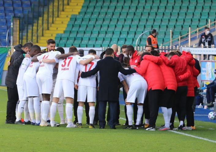 Sivasspor´da zorlu Hatayspor maçı öncesi 5 eksik!